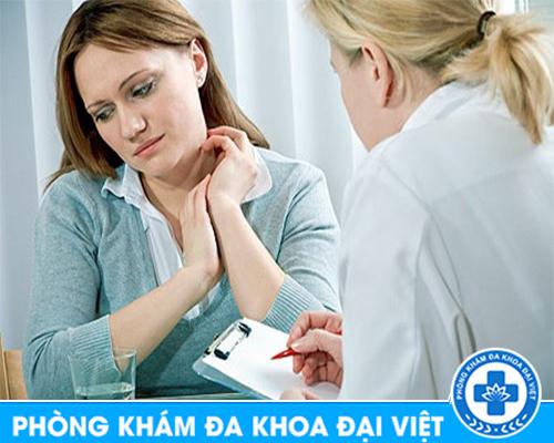 Bệnh viêm lộ tuyến có gây vô sinh không? - Đa Khoa 3 Tháng 2