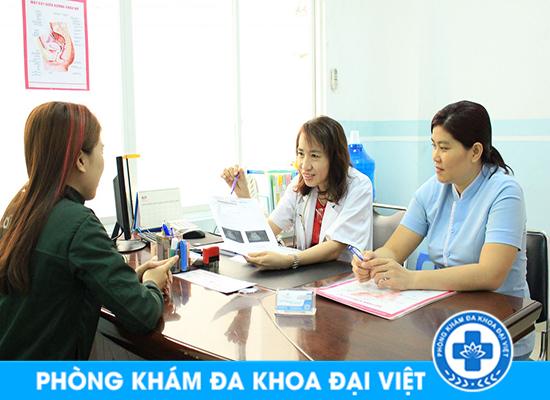 phòng khám phụ khoa