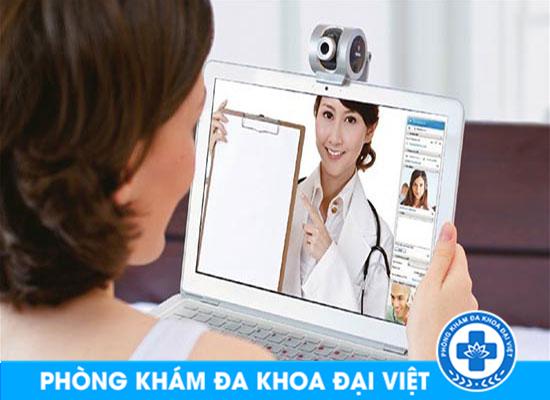 Bác sĩ tư vấn phụ khoa online miễn phí tại TPHCM